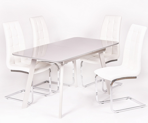 Столы с поверхностью из стекла
